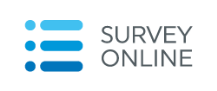 Survey online logo transparent